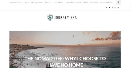 Journey Era: Top Ten Best Travel Blog